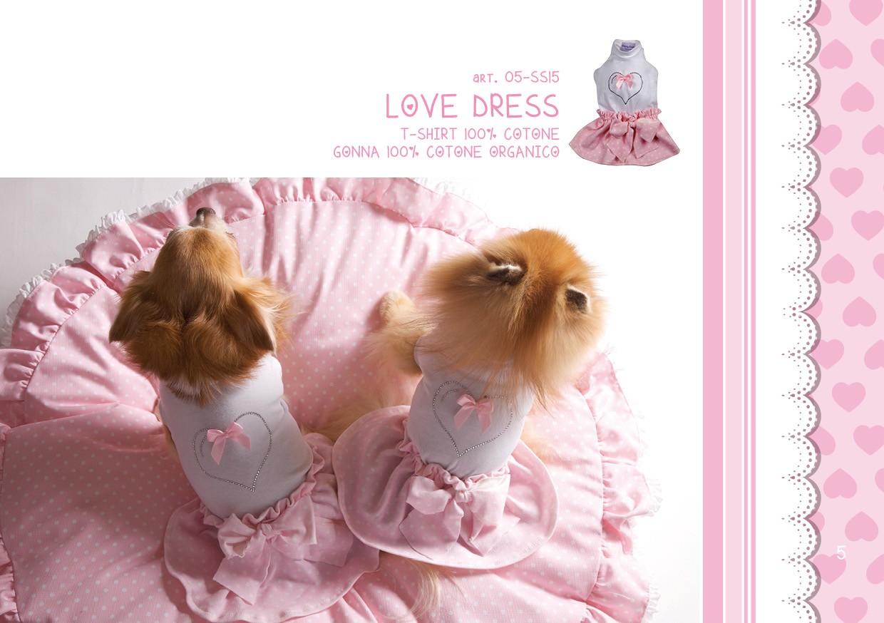 val al prodotto Love Dress
